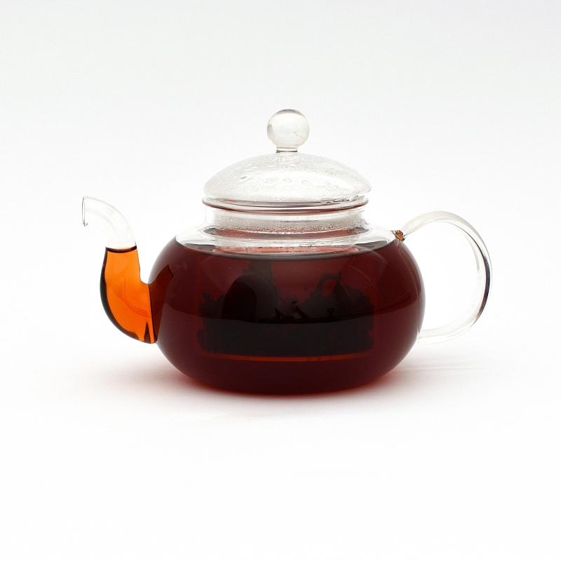 Чайник стеклянный, 600 мл