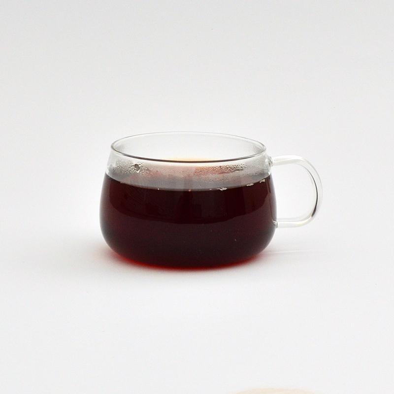 Стеклянная чашка, 250 мл