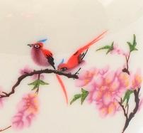 Цветущий персик