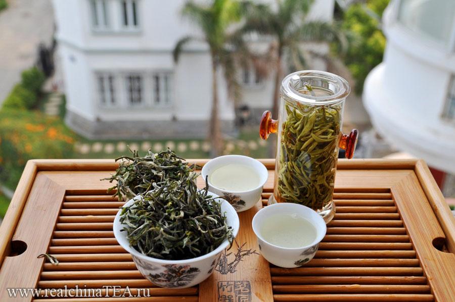 Китайский элитный чай